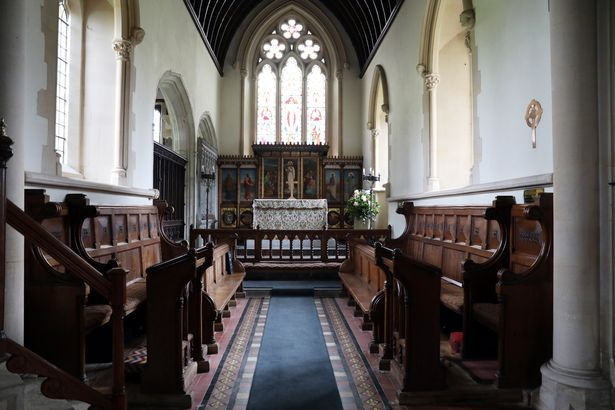 PAY-FAMEFLYNET-Exclusive-General-Views-Of-The-St-Marks-Church-Where-Pippa-Middleton-Will-Marry