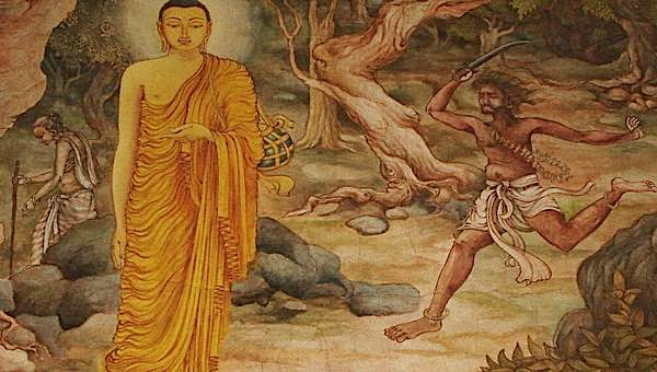 Buddha-Weekly-Angulimala-chases-Buddha-to-murder-him-as-his-1000th-victim-Buddhism (1)